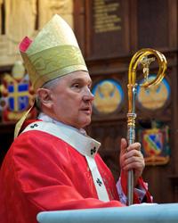Jego Ekscelencja Najdostojniejszy Ksiądz Arcybiskup prof. drhab. Edward Ozorowski