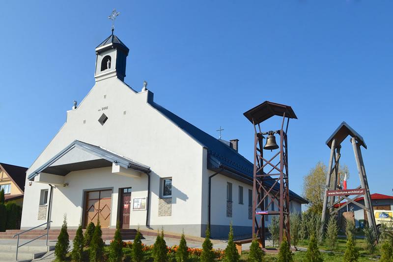 Parafia pw. św. Faustyny Kowalskiej