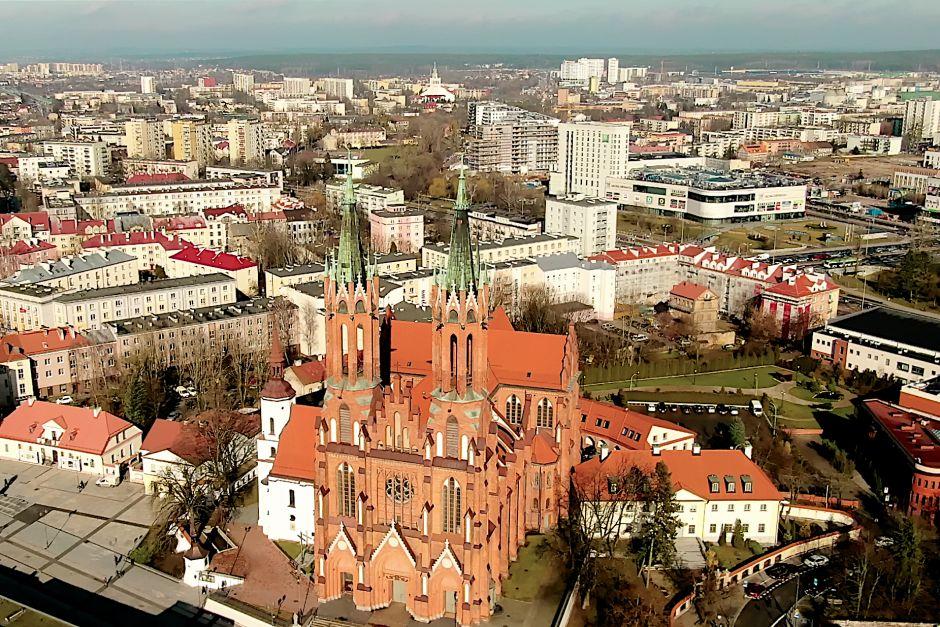 Zarządzenie Metropolity Białostockiego na okres epidemii